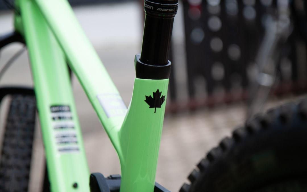10% sur les vélos Norco