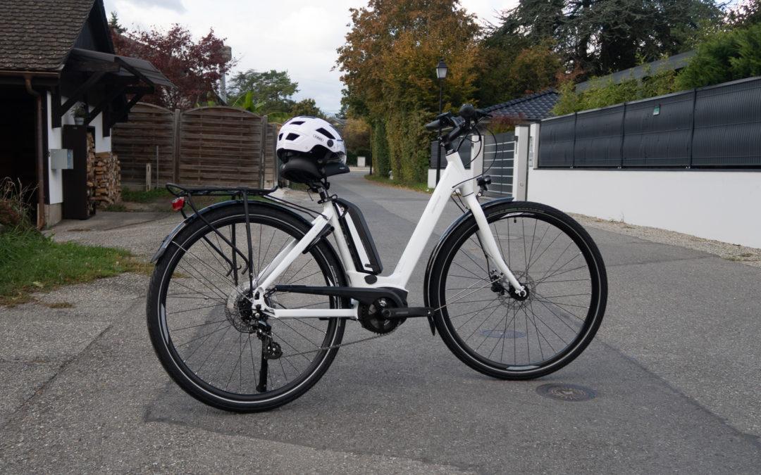 Vélo électrique  Gepida + casque + cadenas pour 2450 CHF!